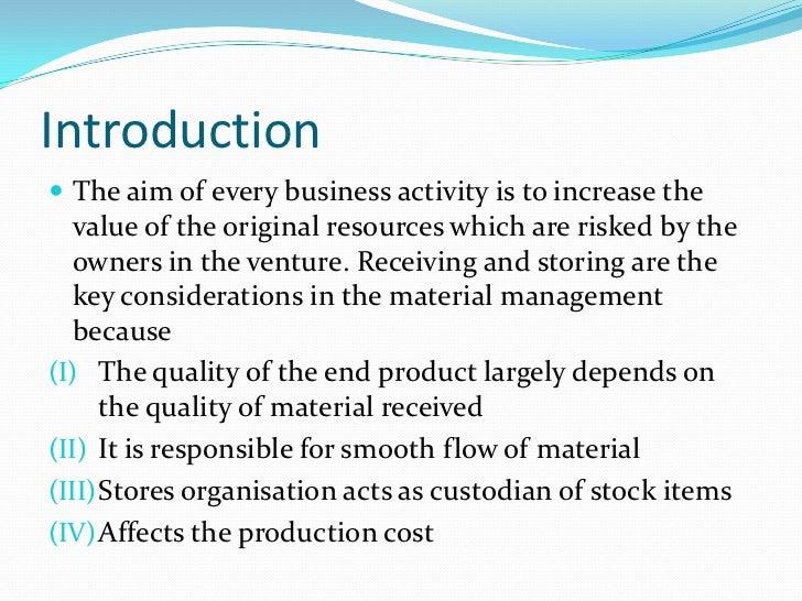 8. stores management Slide 2