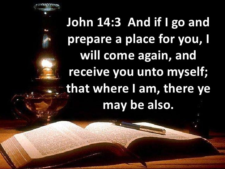 Image result for john 14:3