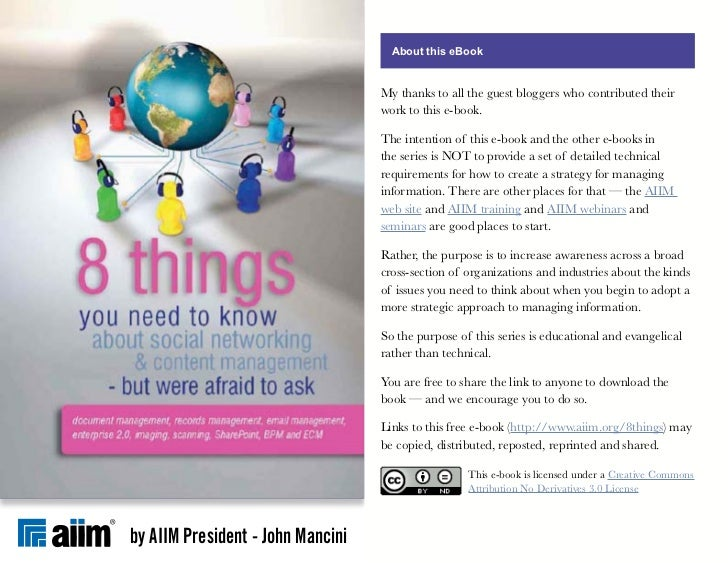 About this eBook                                   My thanks to all the guest bloggers who contributed their              ...