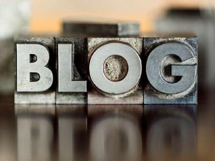 Weblog<br />