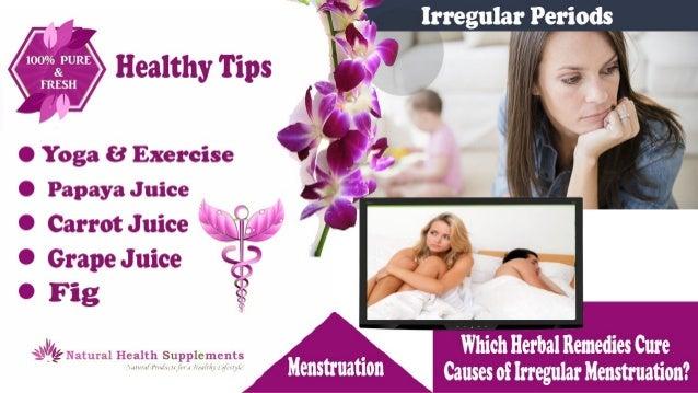 For period irregularities papaya Irregular Period