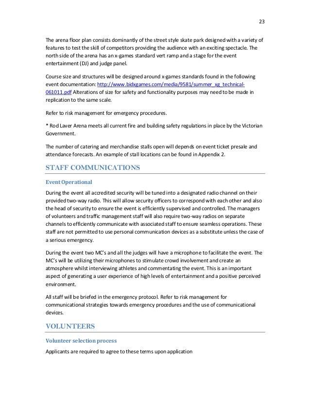 AustralianNationalSkateboardOpenEventOperationsManual – Athlete Sponsorship Contract
