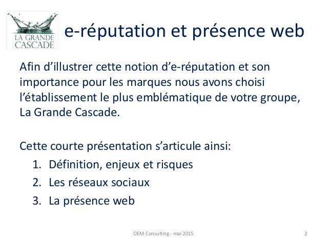 Groupe_Menut_LGC_e-réputation_présence_web Slide 2