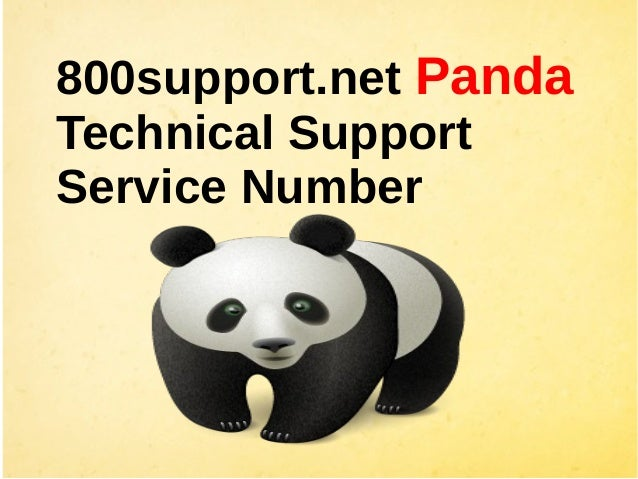 800support.net Panda Technical Support Service Number