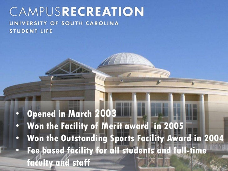 •   Opened in March 2003•   Won the Facility of Merit award in 2005•   Won the Outstanding Sports Facility Award in 2004• ...