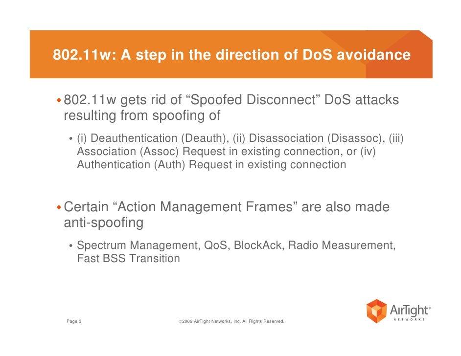 802.11w Tutorial Slide 3