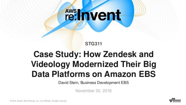 amazon web services case study pdf