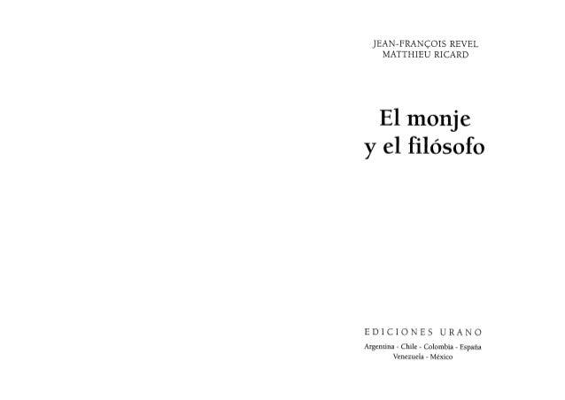 80493993 el-monje-y-el-filosofo-matthieu-ricard