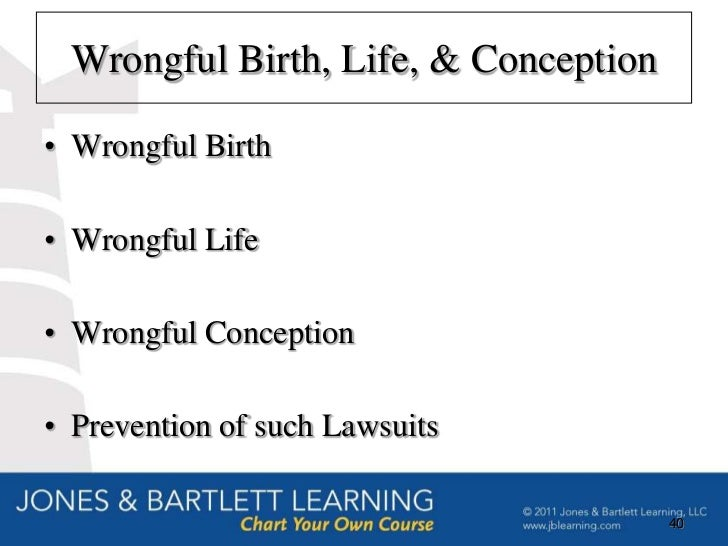 'Wrongful conception', 'wrongful birth' and 'wrongful life': the first South African cases.