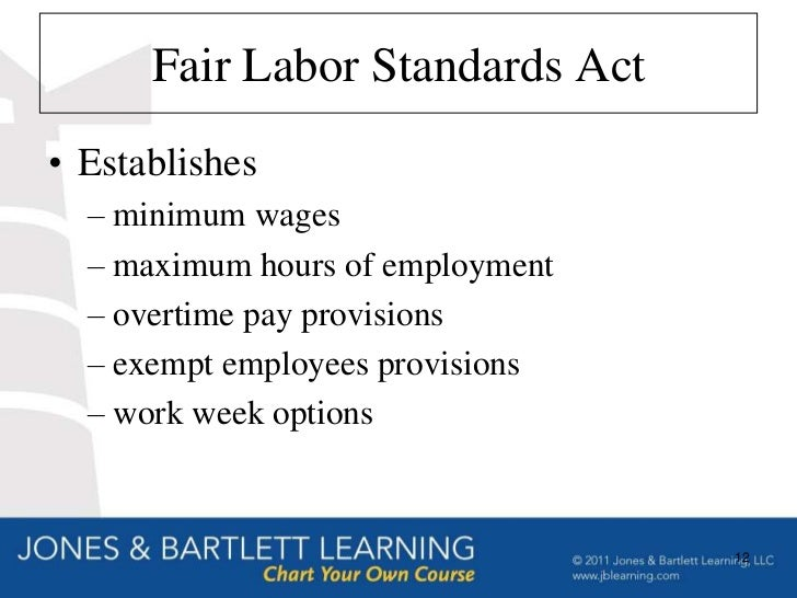 fair labor standards act The law surrounding the fair labor standards act has grown exponentially in recent years, and the demand for this two-volume set reflects that growth.