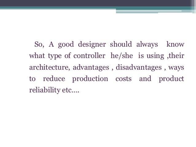 8051 basics - Advantages disadvantages electronic locks ...
