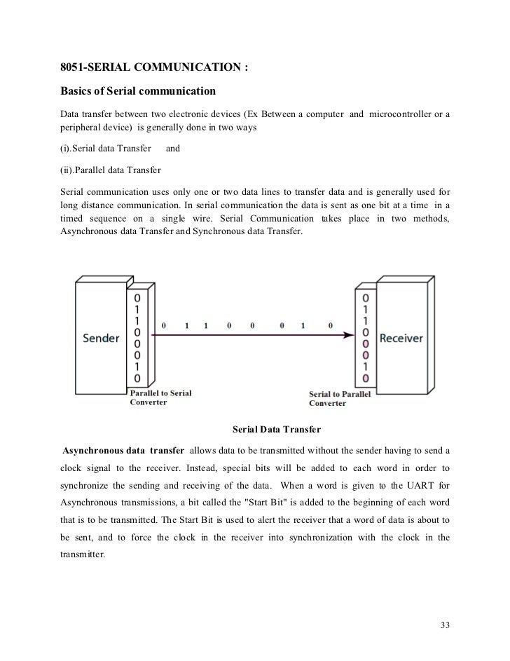 Serial And Parallel Communication Comparison Essay - image 3