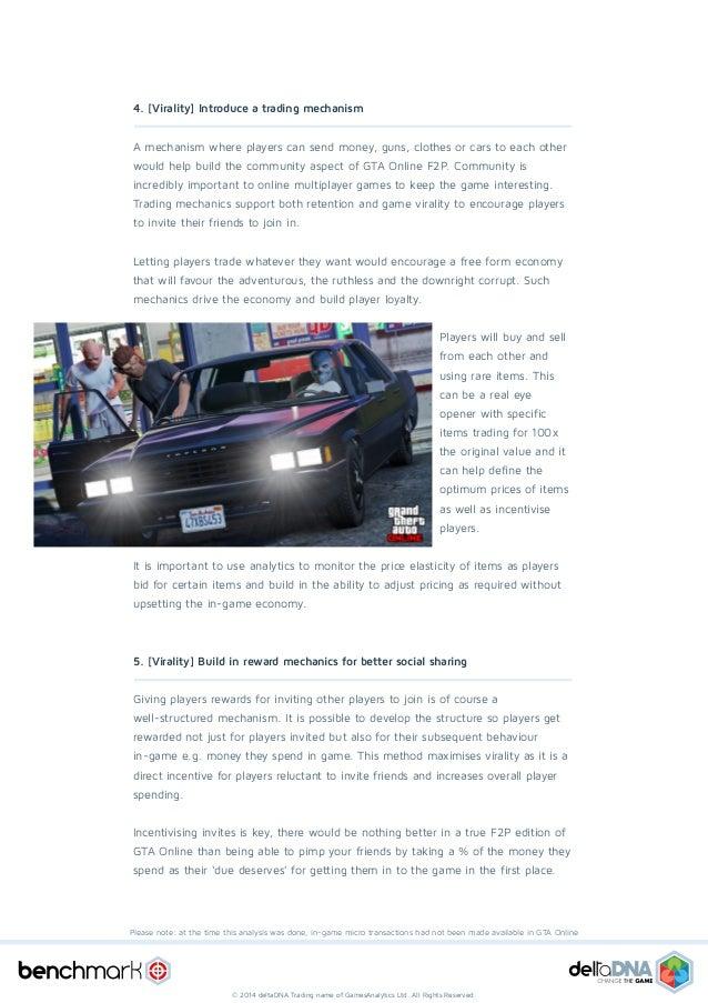 GTA Online - Example Benchmark Report (2013)