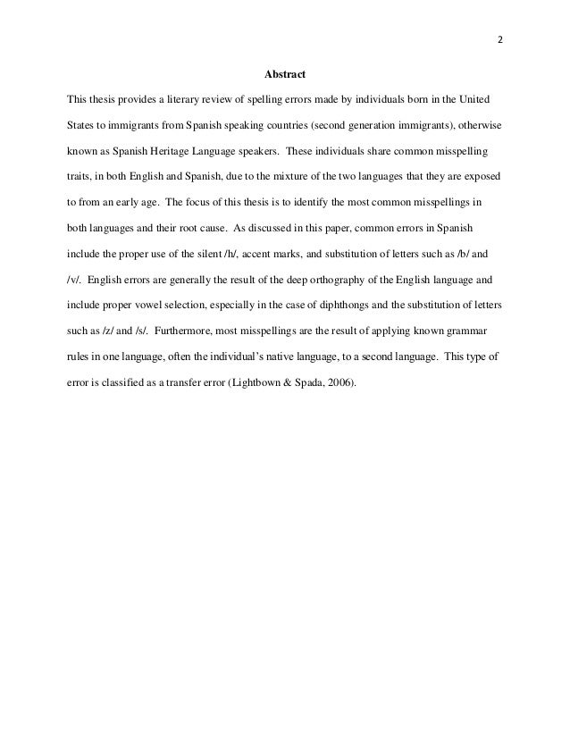 Master thesis in spanish esl papers editing for hire for university