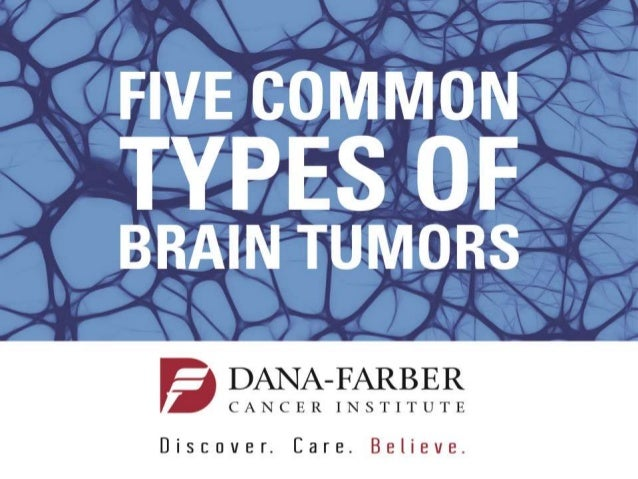 Learn more from the Center for Neuro- Oncology at Dana-Farber/Brigham and Women's Cancer Center.