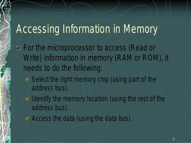 """A Memory """"Register"""" If we take four of these latches and connect them together, we would have a 4-bit memory register I0  ..."""