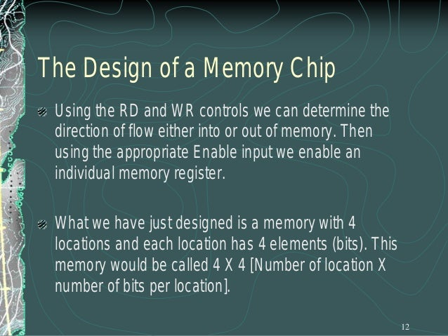 The 8085 and Memory The 8085 has 16 address lines. That means it can address 216 = 64K memory locations. Then it will need...