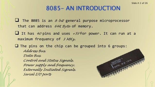 Pdf gaonkar microprocessor