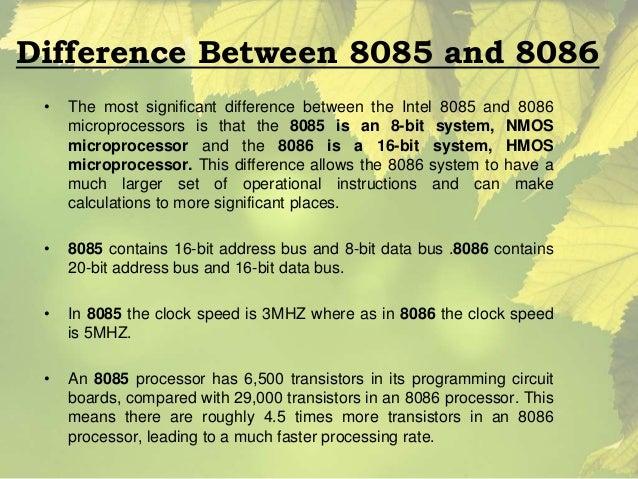 Intel / Microprocessor