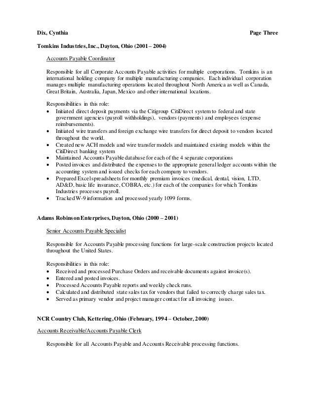 CDix resume 030415 Slide 3