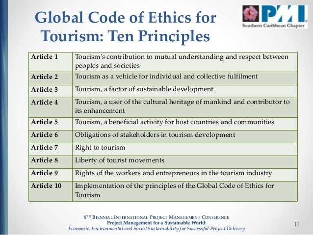 summary of pmi code of ethics This code of ethics and professional conduct is applied to those standards to the actual practice of the area of project management where the finest outcome is the moral one the pmi found that there are four qualities venture administrators around the world recognized as being critical: responsibility, respect, fairness and honesty.