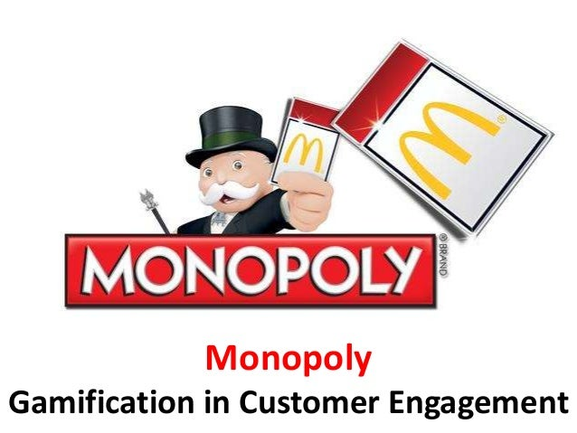 Monopoly Gamification in Customer Engagement
