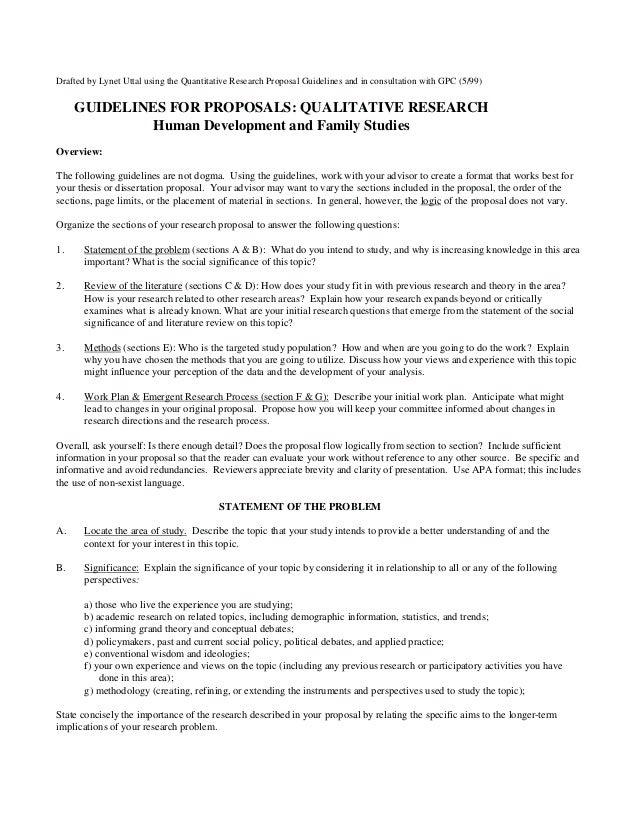 Apa qualitative research paper sample writing a report format
