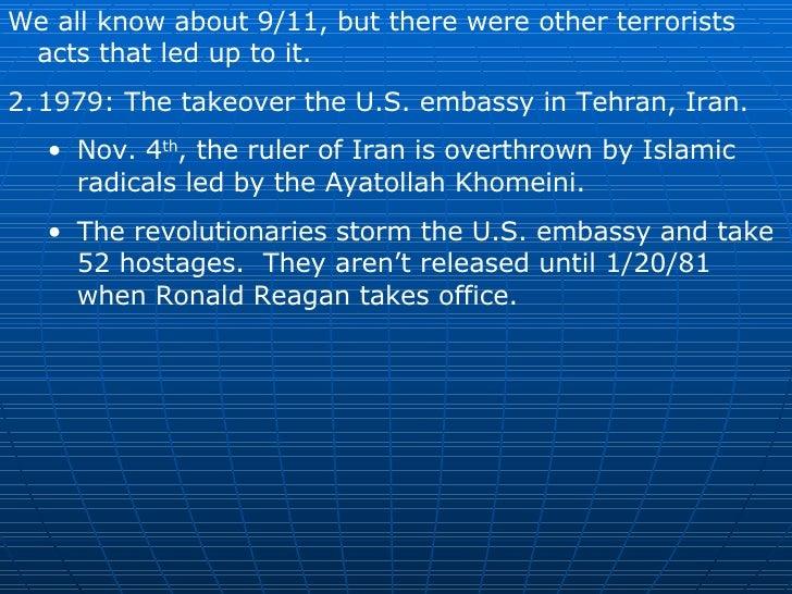 8.1 - The Fight Against Terrorism Slide 3