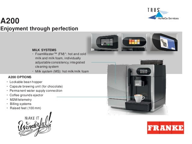 mastrena espresso machine manual pdf