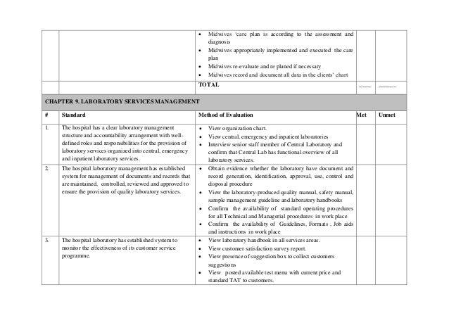 EHSTG Assessment Handbook