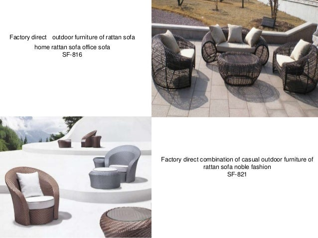 OUTDOOR SERIES; 3. Factory direct outdoor furniture ... - Outdoor & Kid's Furniture Catalogue