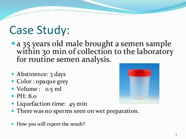 semen analysis powerpoint, Skeleton