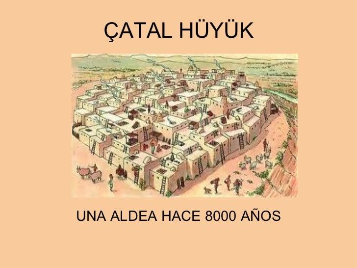 Resultado de imagen de CATAL HUYUK
