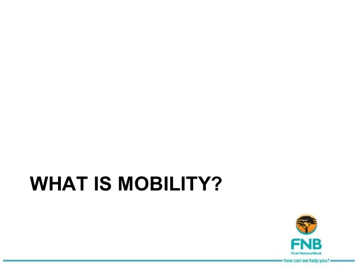Service provider services Fnb