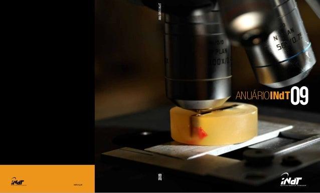 ANUÁRIOINdT09 ANUÁRIOINdT2009 indt.org.br