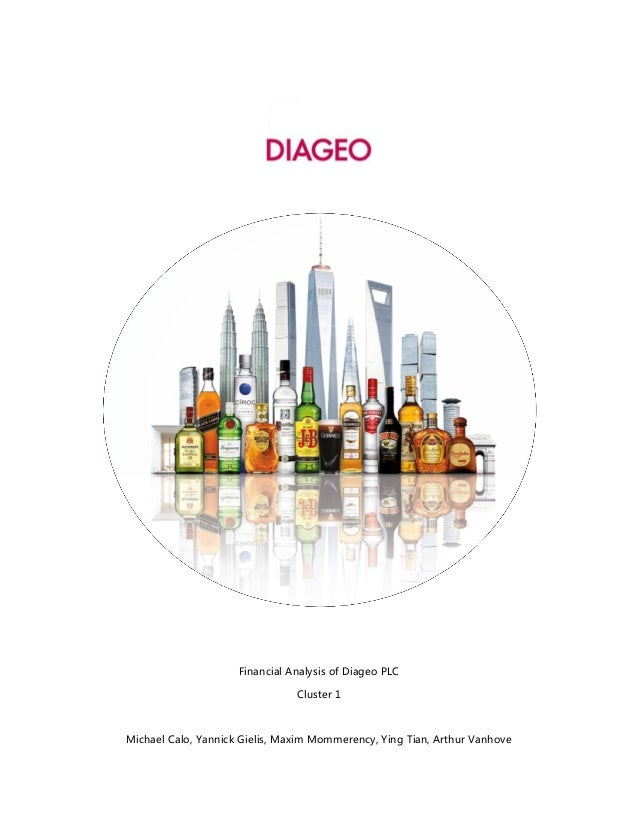 swot of diageo 2015-3-23 inroduction this case study aims to analyse, compare and contrast strategic financial management of diageo plc and sab miller plc the analysis.