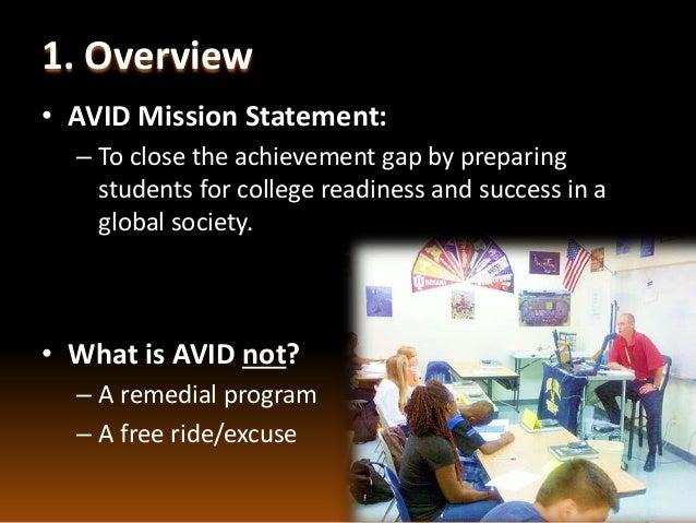 socratic seminar 4 1 overview avid mission statement