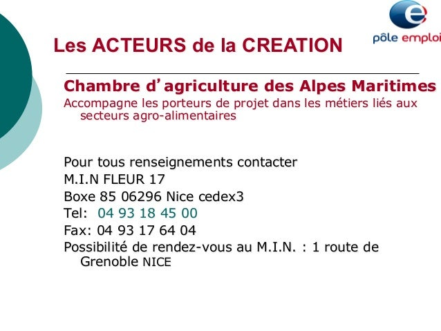 Demandeur d 39 emploi cr ateur comment transformer ses for Chambre des metiers nice