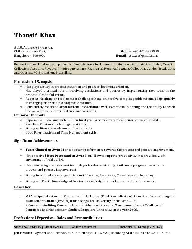 Thousif Khan #110, Abbigere Extension, Chikkabanavara Post, Mobile: +91-9742997555. Bangalore – 560090. E-mail: tsst.we@gm...