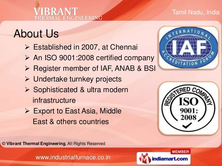 Pit Type Furnace by Vibrant Thermal Engineering Chennai Slide 2