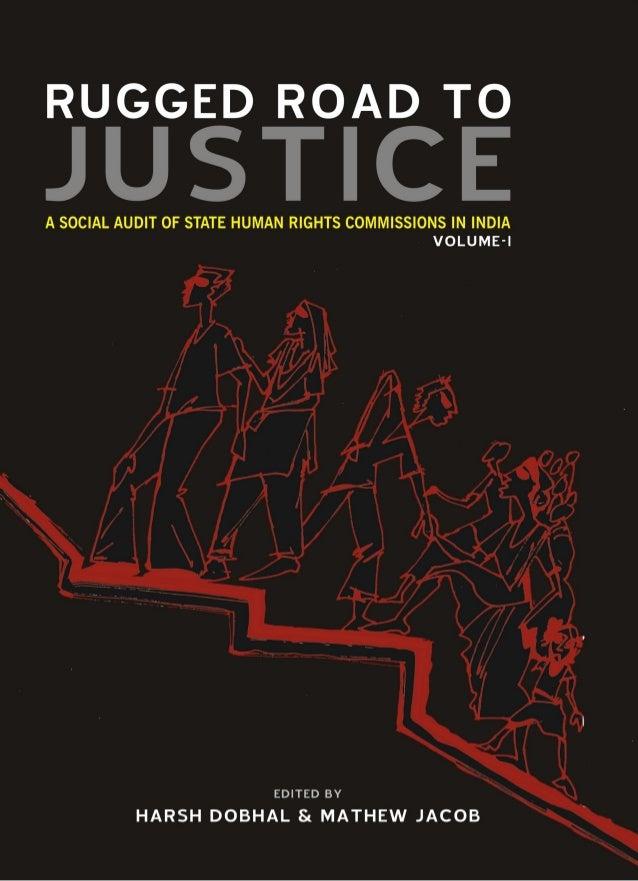 VOLUME-I          EDITED BYHARSH DOBHAL & MATHEW JACOB  human rights law network       new delhi, india