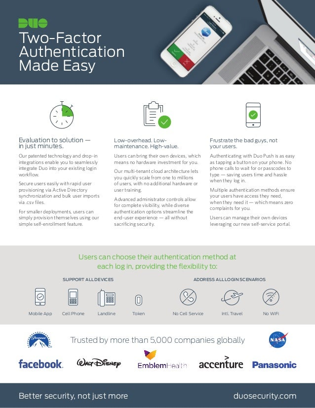 Duo Platform Edition Overview