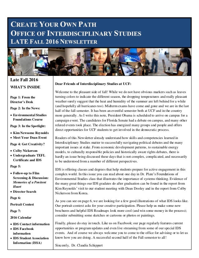 IDS Newsletter mid-Fall 2016 (4)