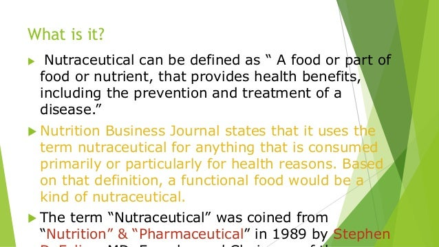 WHAT ARE NUTRACEUTICALS EBOOK DOWNLOAD