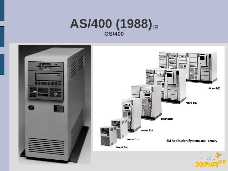 Introduction to the IBM AS/400