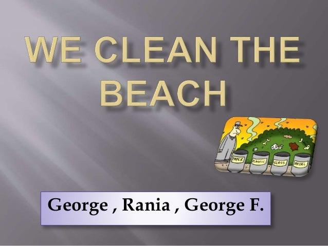 George , Rania , George F.