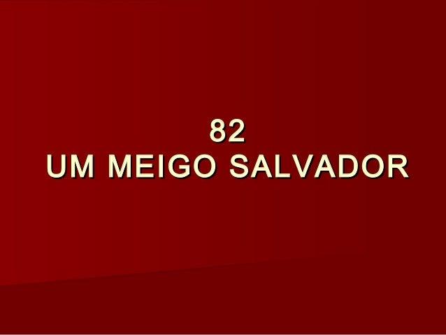 8282 UM MEIGO SALVADORUM MEIGO SALVADOR