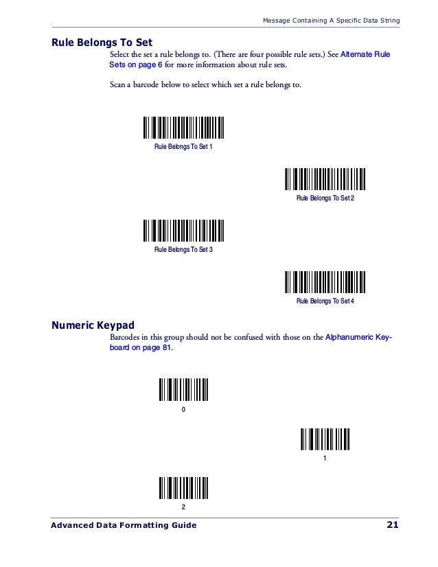 Manual do Leitor Datalogic QuickScan