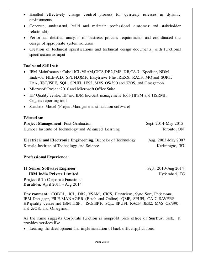 muralikrishna rathipelli resume june 23nd mainframe developer