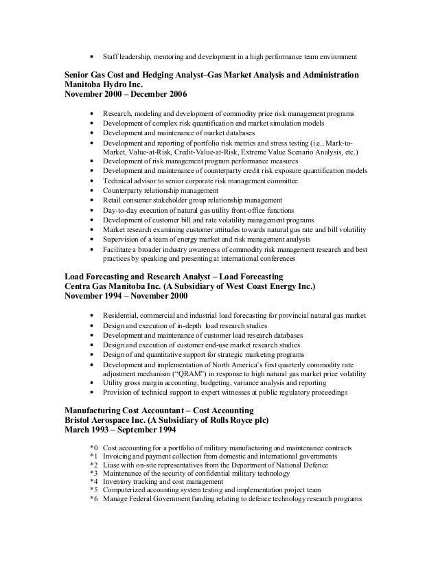 Accounting Resume Keywords Cpa Resume Samples Cost Accounting Manager  Sample Cpa Resume Samples Examples Resumes Accounting  Cost Accountant Resume